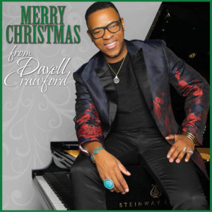 Merry Christmas from Davell Crawford Cover