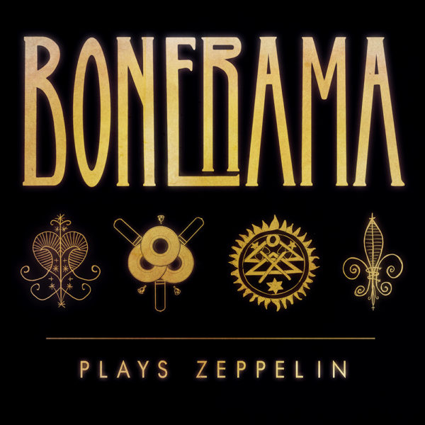 Bonerama Plays Zeppelin Cover Art